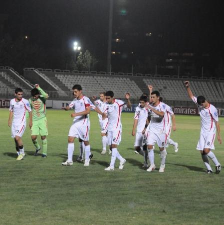 صعود مقتدرانه تیم ملی نوجوانان با برتری مقابل کویت