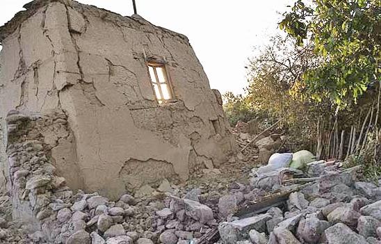 زلزله - آذربایجان شرقی