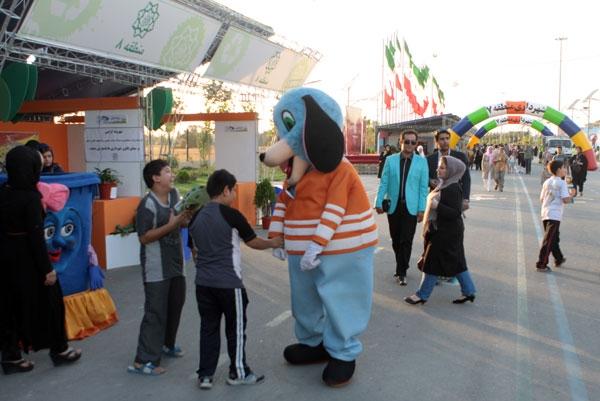 گزارش تصویری از دومین جشنواره محیط زیستشهری