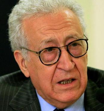 اخضر ابراهیمی: سوریه نیازمند راه حل سیاسی است