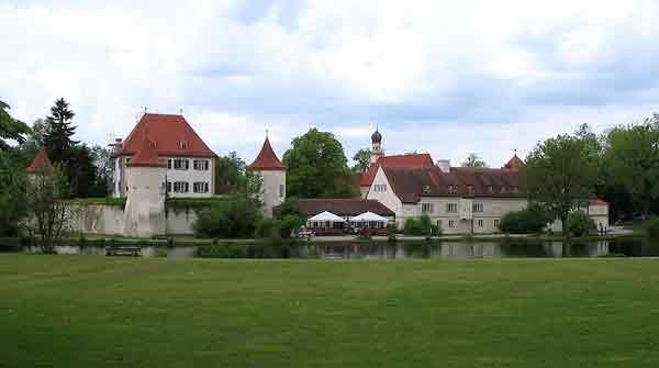 کتابخانه بینالمللی جوانان مونیخ - آلمان