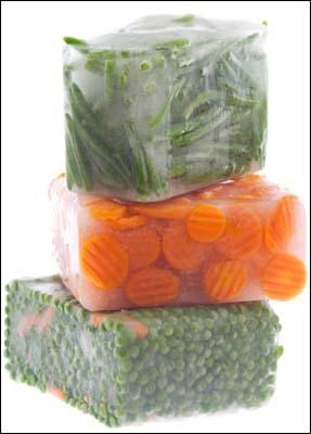 صحیحترین روشهای انجماد و رفع انجماد مواد غذایی