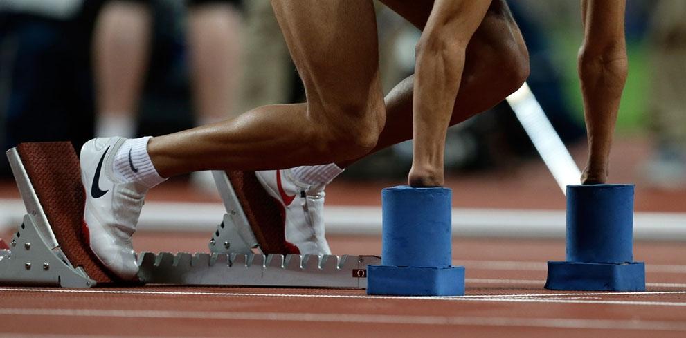 رقابتهای پارالمپیک 2012 از دریچه دوربین؛ تصویر هاوکینگ در پارالمپیک