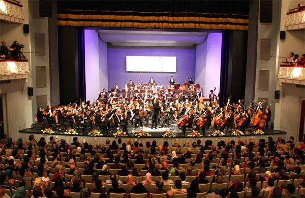 ارکستر سمفونیک تهران