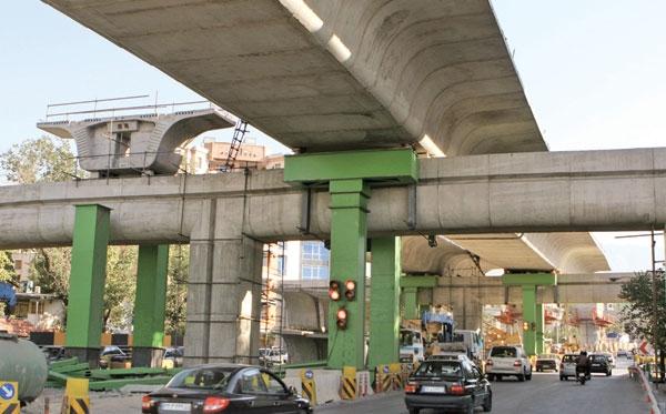 محدودیتهای مالی، پروژههای پایتخت را تعطیل نمیکند