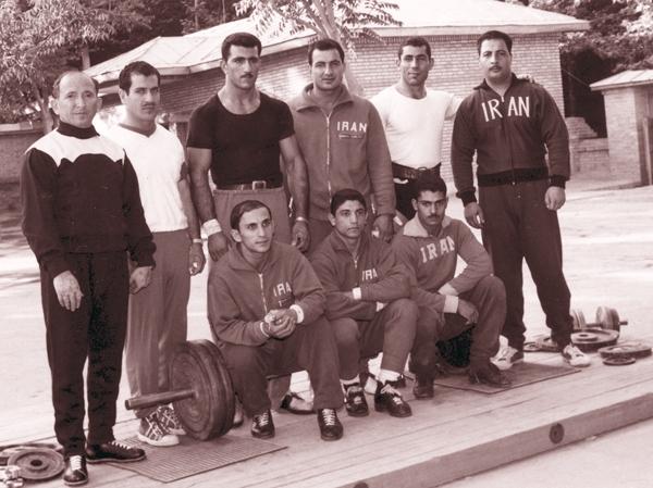 زندگینامه: اسماعیل علمخواه