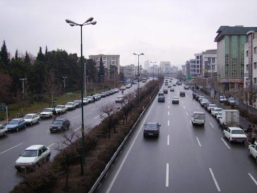بزرگراه اشرفی اصفهانی بهسازی و ساماندهی شد