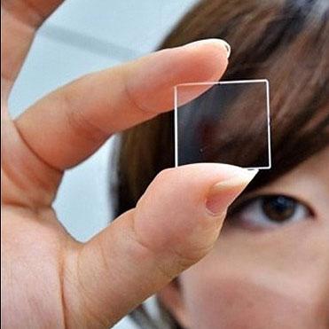 ذخیره اطلاعات روی شیشه برای چند صد میلیون سال