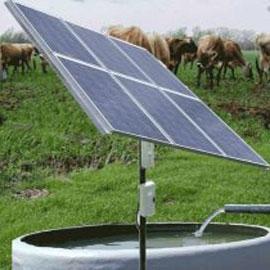 آشنایی با پمپ آب خورشیدی