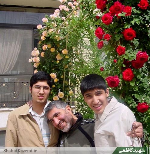 زندگینامه: احمد کاظمی
