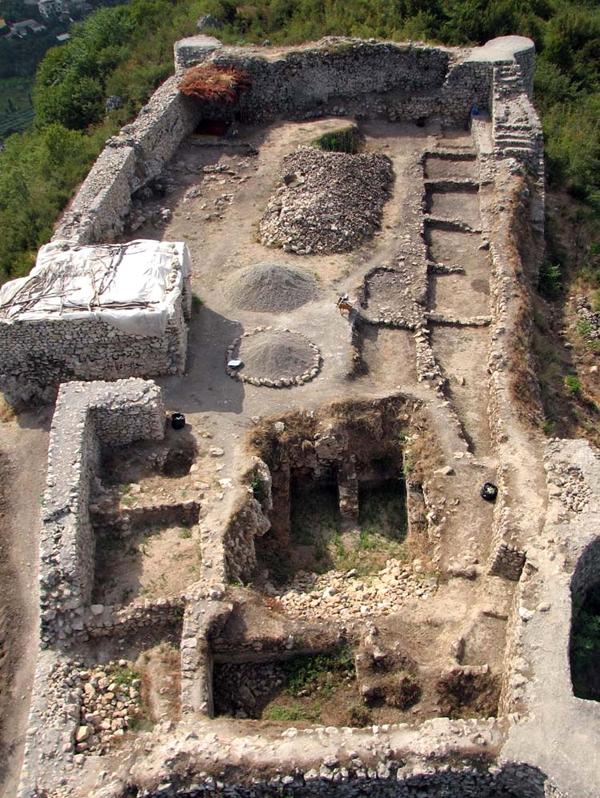 آشنایی با قلعه مارکوه - مازندران