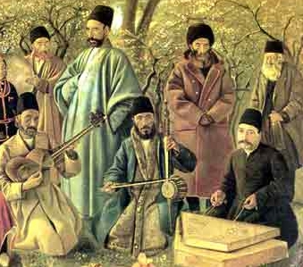 تاریخچه موسیقی ایران