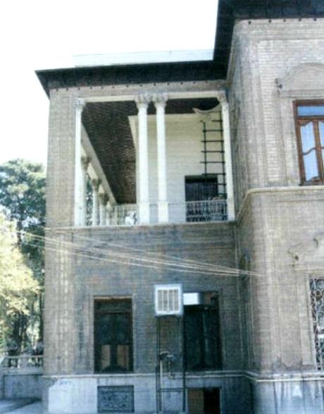 آشنایی با خانه تیمورتاش - تهران