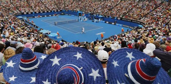 رقابتهای اوپن استرالیا
