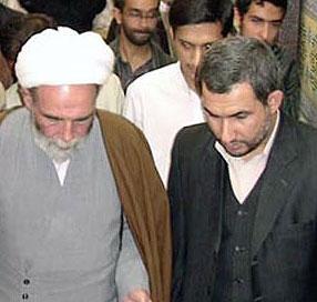 محسن اسماعیلی - آیت الله تهرانی