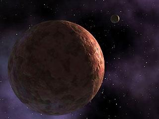 آشنایی با سیاره کوتوله میکمیک