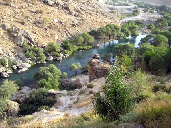 آشنایی با تنگ براق - فارس