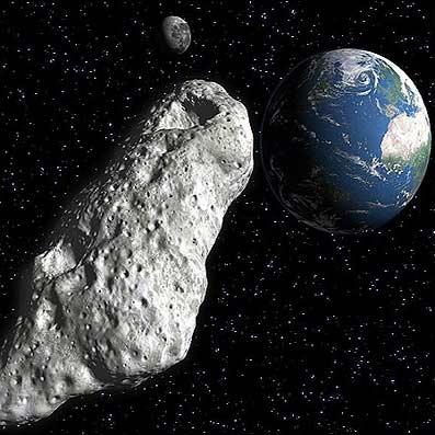 ماه آینده، سیارکی از نزدیکترین فاصله زمین عبور میکند