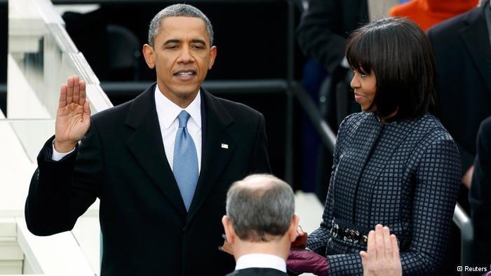اوباما در آغاز دور دوم ریاست جمهوری: دهه جنگ پایان یافته