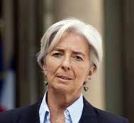 Christine Madeleine Odette Lagarde