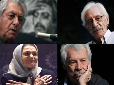 اعطای نشان دولتی درجه یک فرهنگ و هنر به چهار هنرمند پیشکسوت