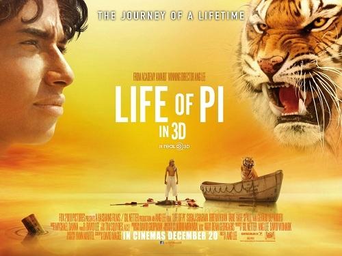 پوستر فیلم زندگی پی