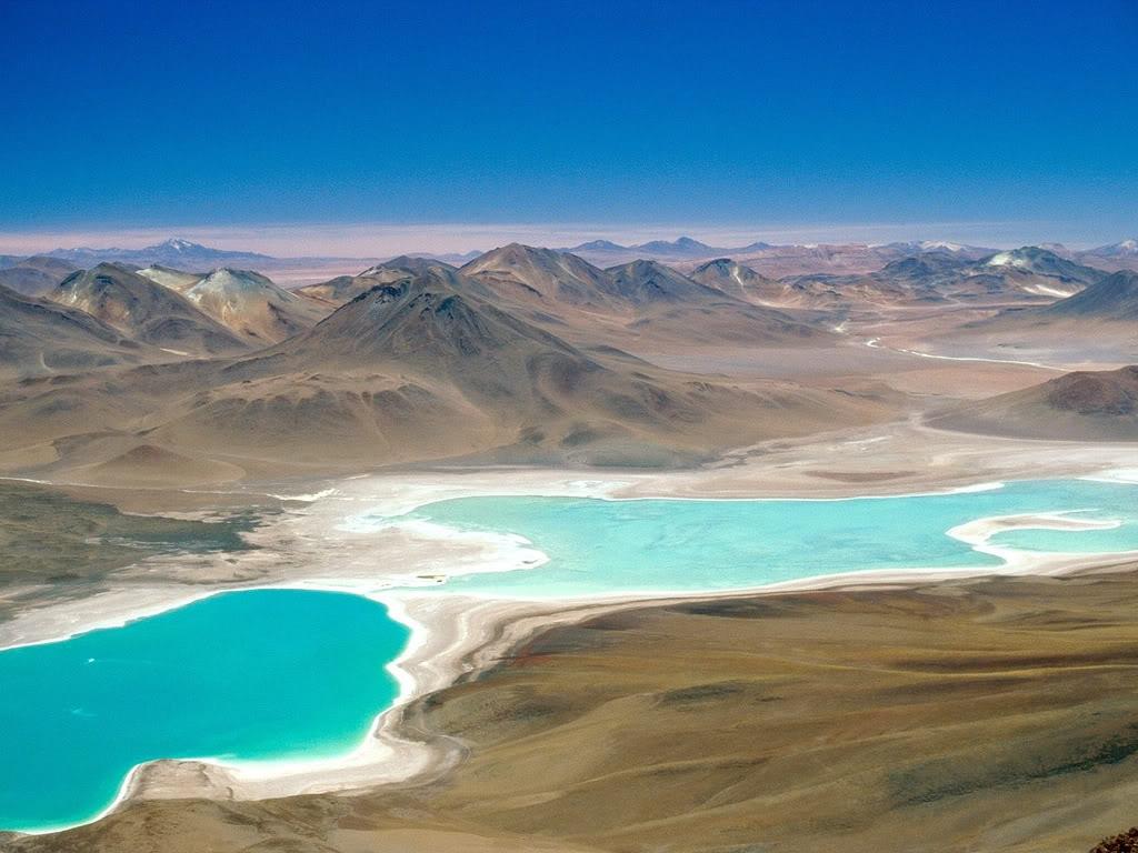 آشنایی با بزرگترین دریاچه نمکی فلت دنیا - بولیوی
