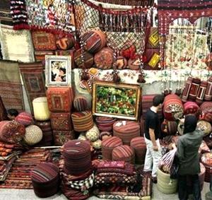 سوغاتیهای استان چهارمحال و بختیاری