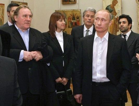 Depardieu-putin