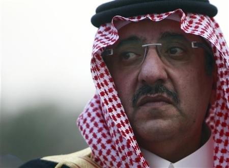 saudi interior minister
