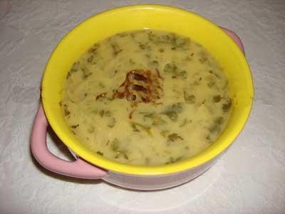 آشنایی با روش تهیه سوپ ترخینه