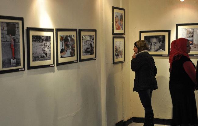نمایشگاه آثار هنری