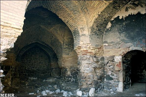 آشنایی با کاروانسرای قلعه خرگوشی - یزد