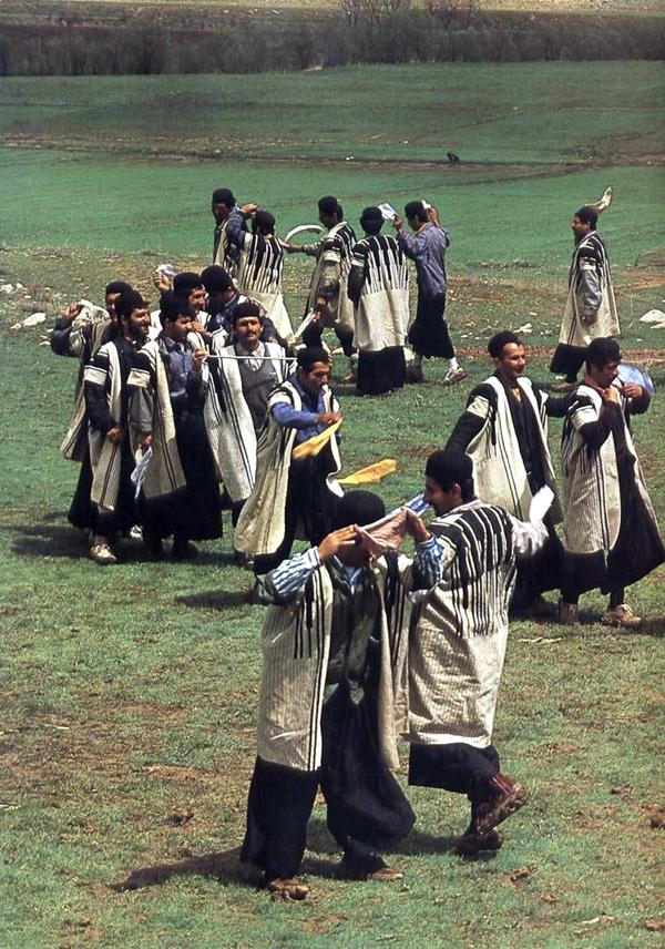 بازیهای محلی و سنتی استان خوزستان