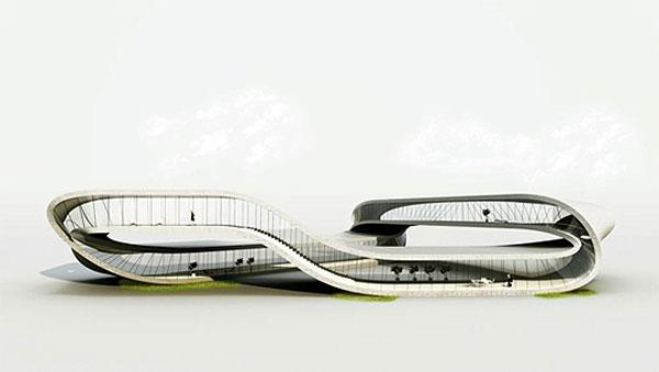 ساختمان سهبعدی
