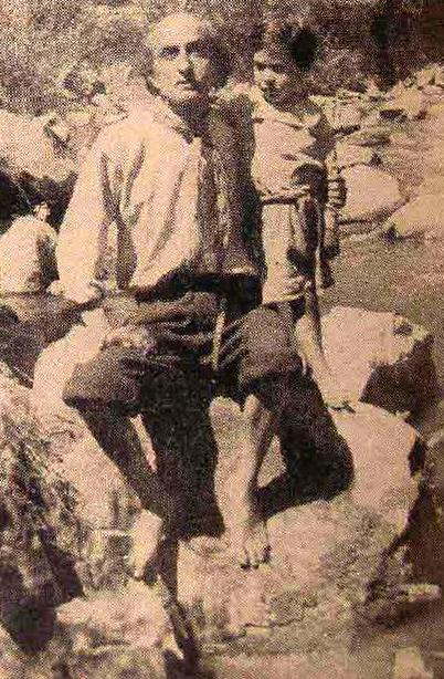 علی اسفندیاری، «نیما یوشیج» شیر آکین