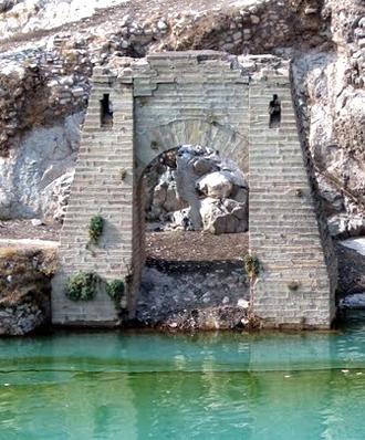 پل تاریخی شالو - خوزستان