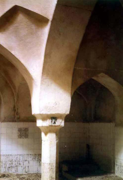 آشنایی با حمام شیشه - کردستان