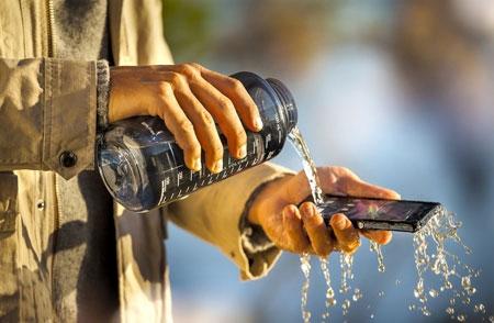 چنگال هوشمند و گوشی ضدآب سونی دستاوردهای نمایشگاه CES