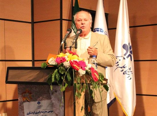 دکتر رهنمایی- استاد دانشگاه علم و فرهنگ