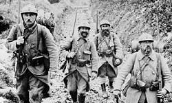 سربازان فرانسوی