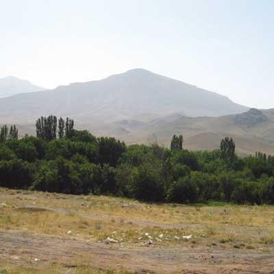 دهستانی با هفت پارچه آبادی