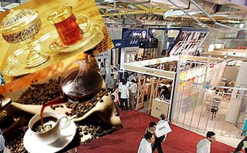 افتتاح نمایشگاه بینالمللی قهوه ،کاکائو و صنایع وابسته