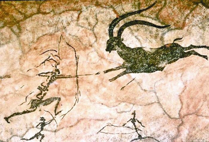 زنها خالق نخستین غارنگارههای بشر در عصر سنگ