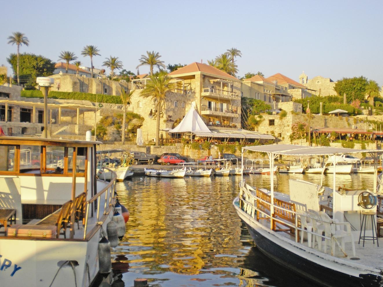 گردشگری - لبنان