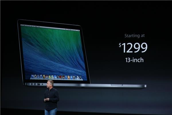 نسل جدید تبلت اپل: آیپد ایر/ سیستم عامل ماوریکس مجانی شد