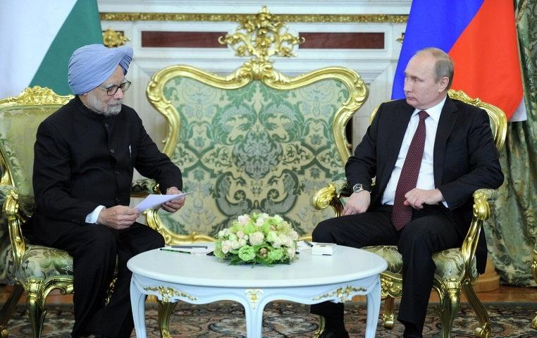 روسیه و هند بر حق ایران در استفاده صلح آمیز از انرژی هستهای تاکید کردند