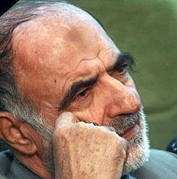 پیکر مرحوم رجبعلی طاهری تشییع و خاکسپاری شد
