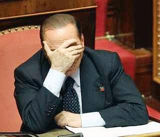 دادگاه میلان برلوسکونی را دو سال از فعالیت های سیاسی محروم کرد
