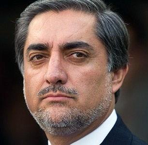 عبدالله عبدالله نامزد ریاست جمهوری افغانستان شد